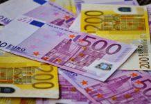 EUR waluta europejska
