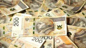 200 złotych banknot