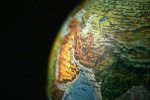 iran globus