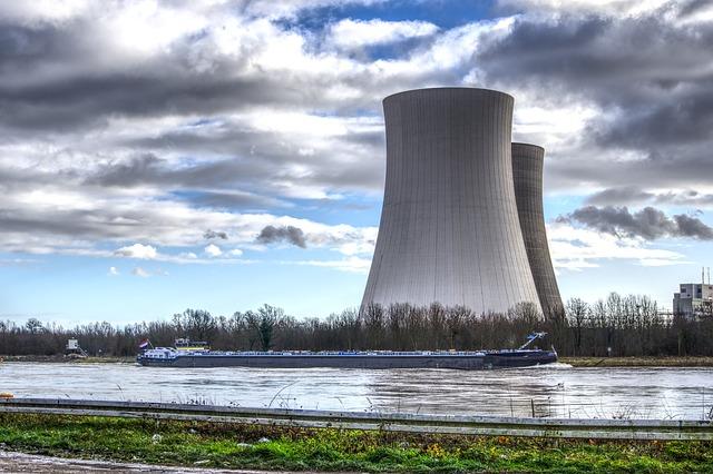 elektrownia atomowa jądrowa