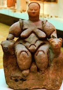 bogini, prehistoria, neolit