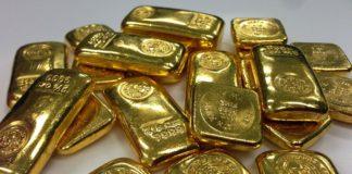 złoto, sztaby złota, sztabki złota