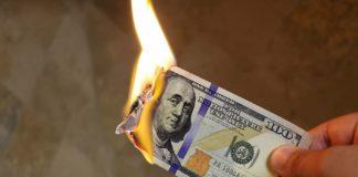 dolar, inflacja, kryzys