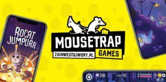 Mousetrap Games
