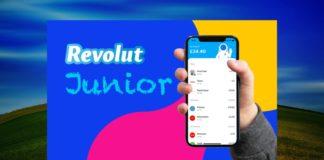 Aplikacja Revolut Junior