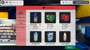 Live Motion Games - Super Market Manager