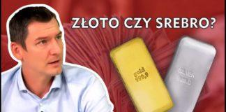 Złoto czy srebro - Trader 21