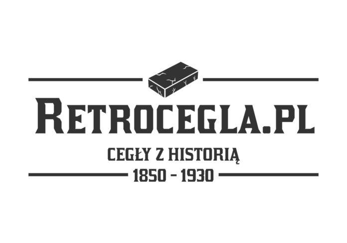Logo Retro Cegła