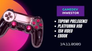 niezbędnik inwestora w branżę gamedev