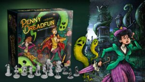 Penny Dreadfun: The Great London Adventure