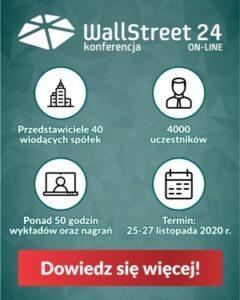 szczegóły wydarzenia WallStreet 24 on-line