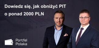 Webinar - Jak obniżyć PIT o 2000 zł