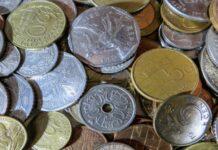 dawne europejskie waluty