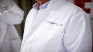 Genomtec logo