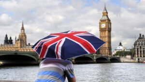 podróż do UK po Brexicie