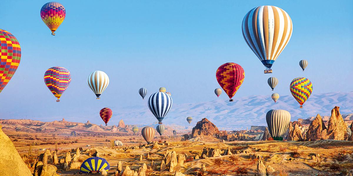 Wakacje zagraniczne 2021 - Turcja