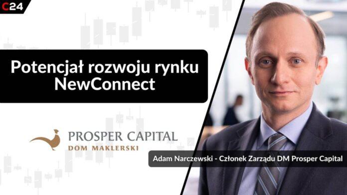 Potencjał rozwoju rynku NewConnect