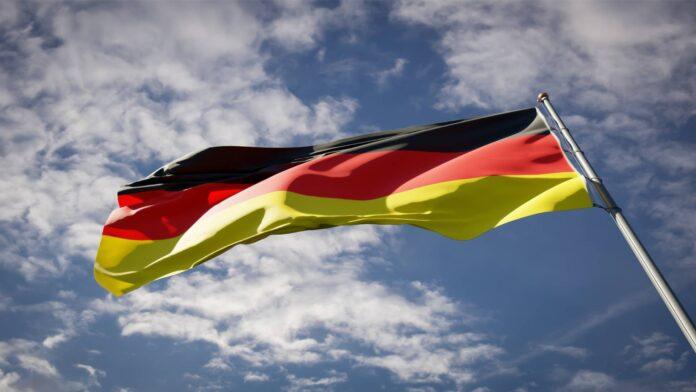 Niemcy - flaga