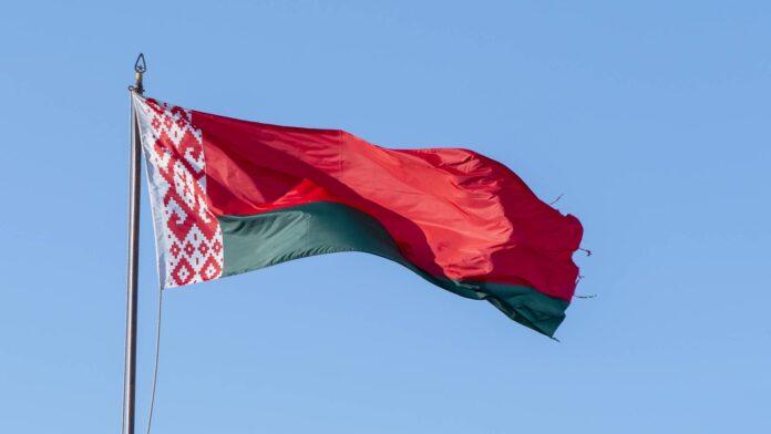 Białoruś - flaga
