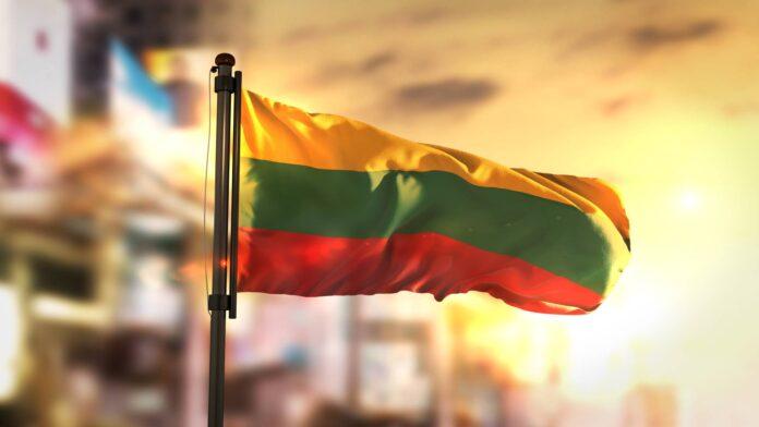 Litwa - flaga
