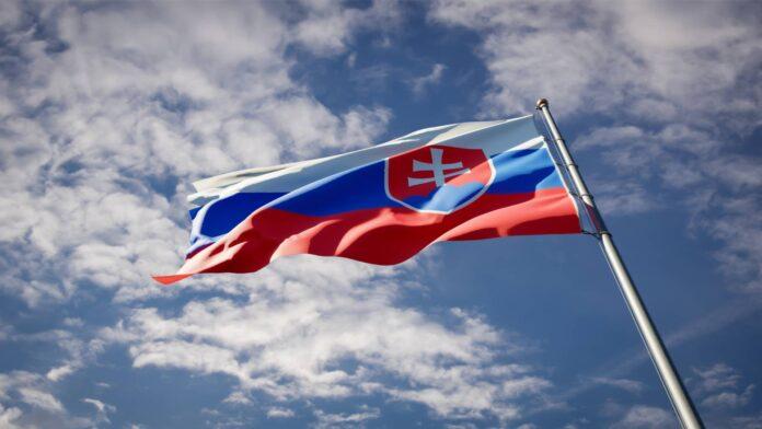 Słowacja - flaga