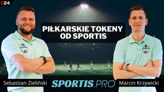 piłkarskie tokeny od Sportis