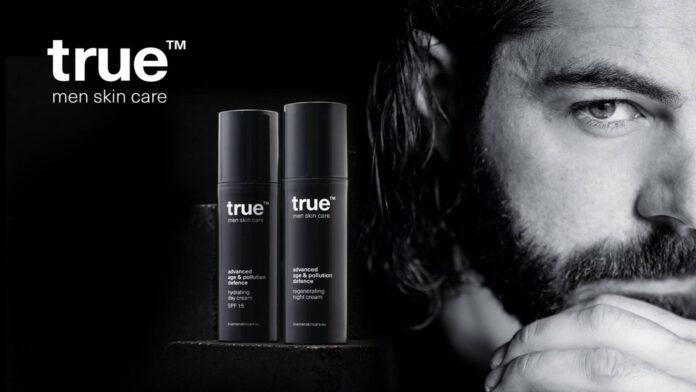 True men skin care