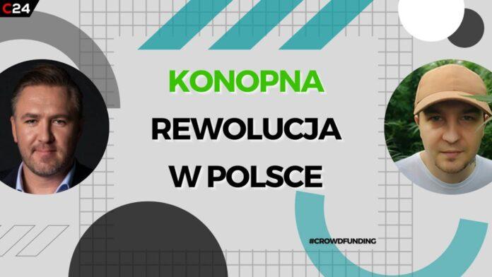 konopna rewolucja w Polsce