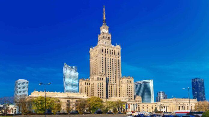 najwyższe budynki w Polsce