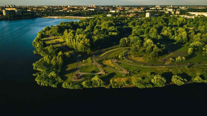 ciekawe trasy rowerowe w Polsce