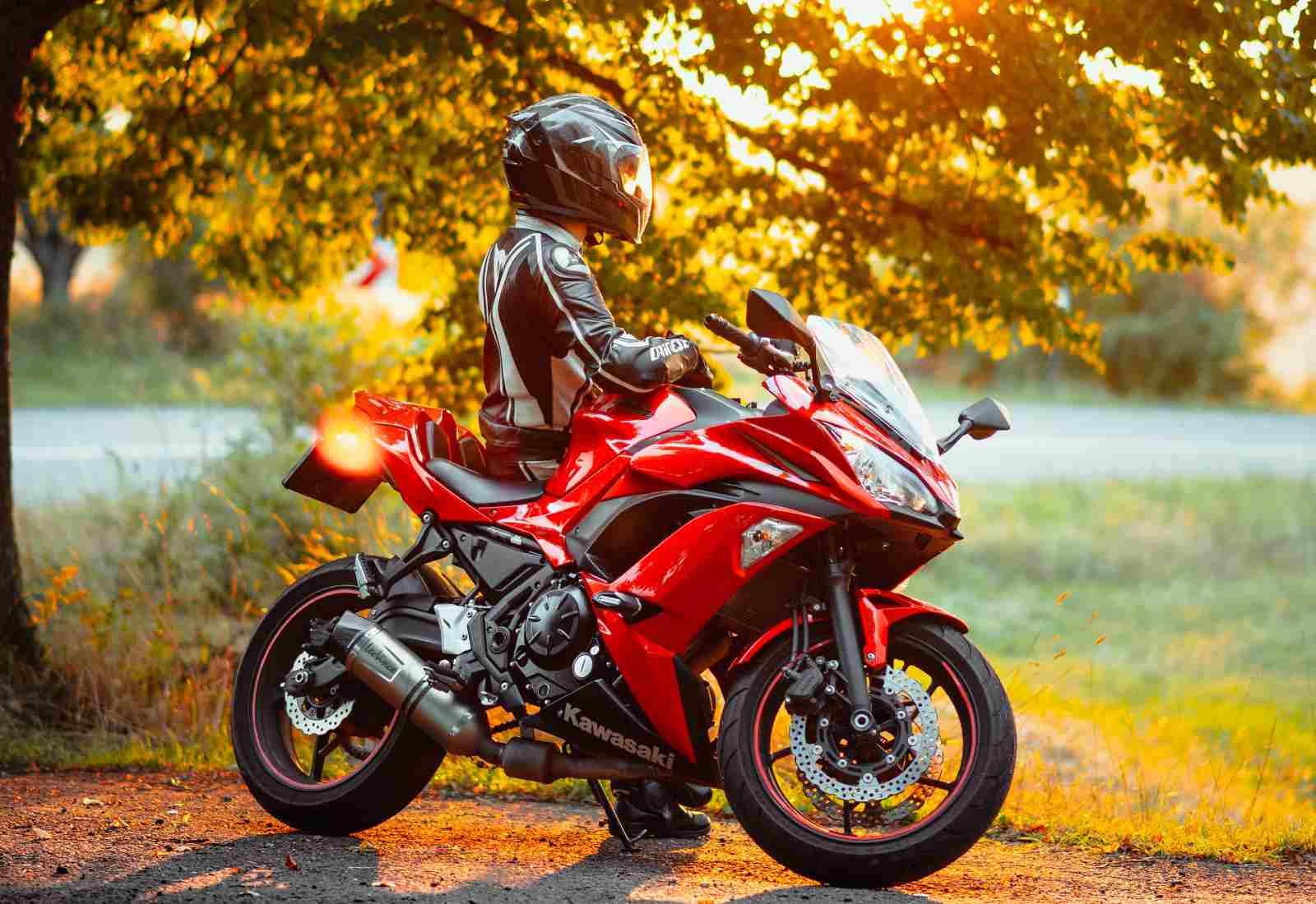 Kurs prawa jazdy na motocykl i skuter