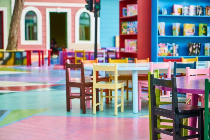 Kolorowe przedszkole