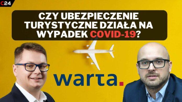 Czy ubezpieczenie turystyczne działa na wypadek COVID-19?