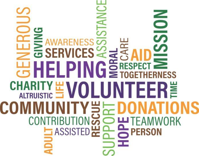 Grafika przedstawiająca korzyści z wolontariatu