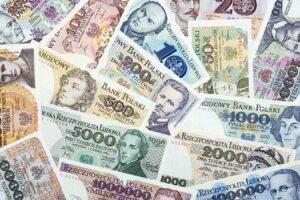 Polskie banknoty z okresu PRL
