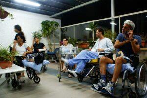 Niepełnosprawni czekający na rentę