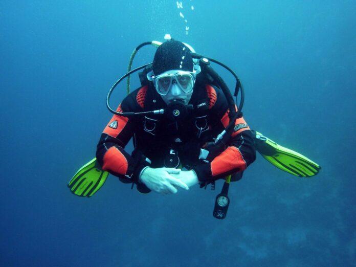 Nurkowanie na dużej głębokości
