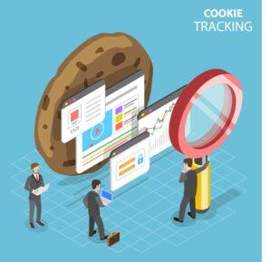śledzenie z wykorzystaniem cookies w celu remarketingu