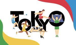 Igrzyska w Tokio fanart