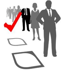 Wybór kandydata na pracownika