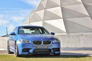 BMW serii 5 w wersji sportowej