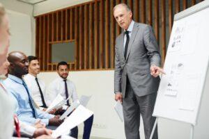 Szkolenie finansowe prowadzone przez doradcę lub coacha