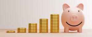 wzrost zysków z inwestowania dywidendowego