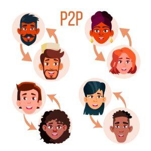 Idea pożyczek społecznościowych (P2P)