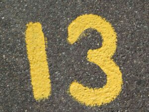 Liczba 13