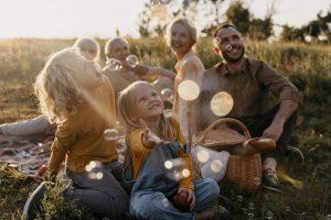 Jesienny piknik całą rodziną