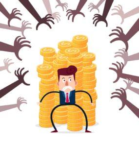 ochrona oszczędności przed oszustami