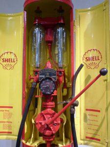 Dystrybutor Shell