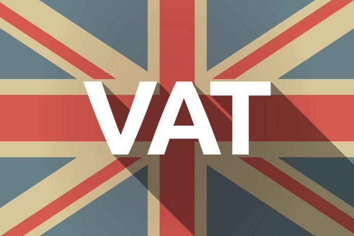 VAT Wielka Brytania