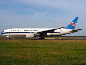 Samolot China Southern Airlines